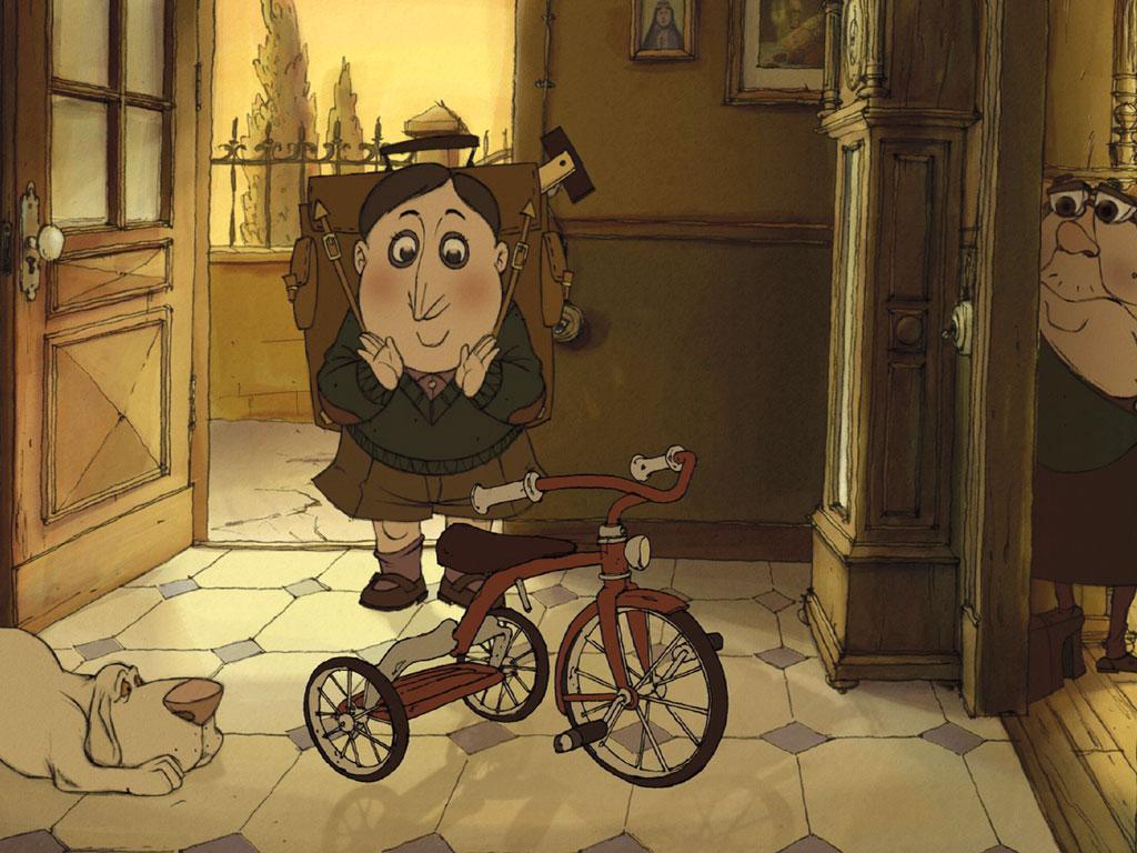 As Bicicletas de Belleville